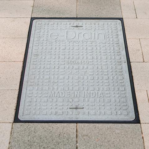 Rectangular Manhole Covers